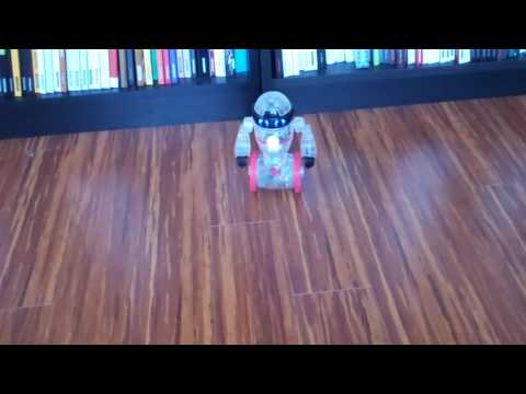 Wowwee Coder MiP Robot French Blogger Review