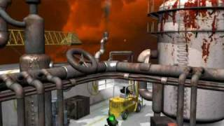 CID the Dummy! Crash test dummies video game trailer - PS2 PSP Wii PC