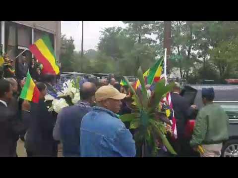 Brigadier General Legese Ethiopia Hero