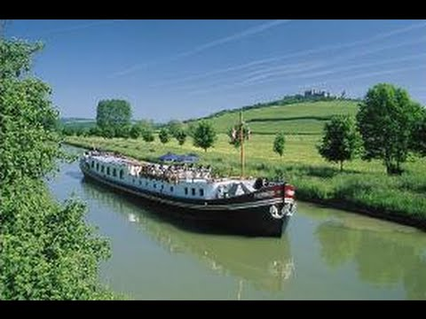 BARGING THROUGH EUROPE - Episode 1 - London to Calais