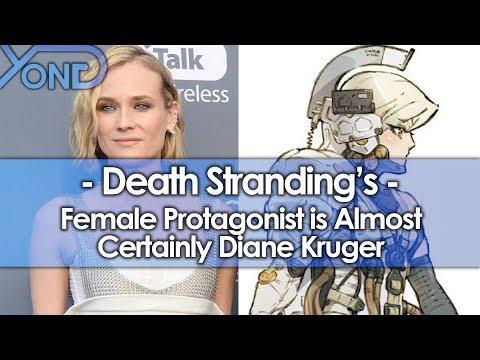 Diane Kruger is Almost Certainly Death Stranding's Female Protagonist