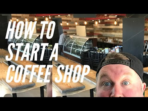 How To Start An Independent Coffee Shop (In-Depth Training)