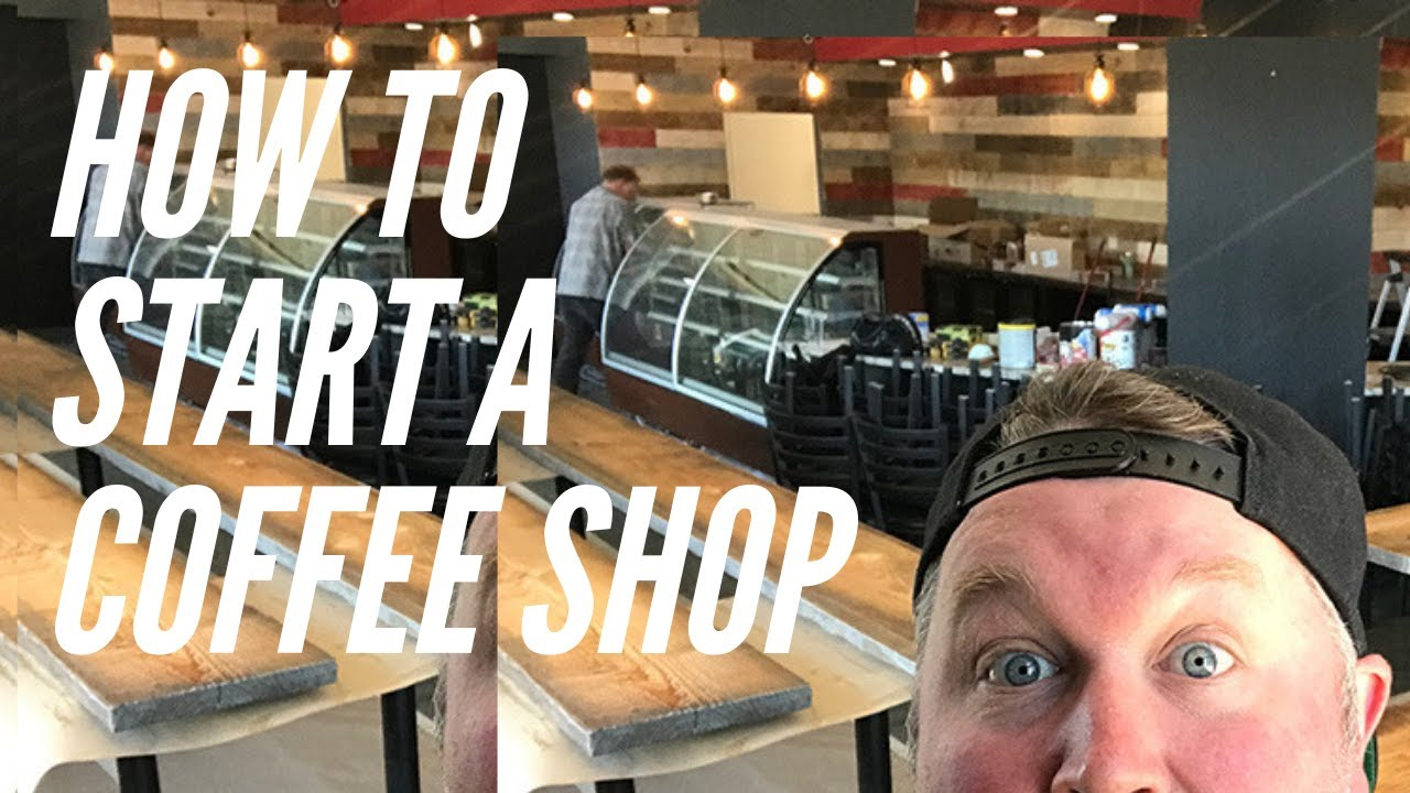 How to Start an Independent Coffee Shop On Your Terms like