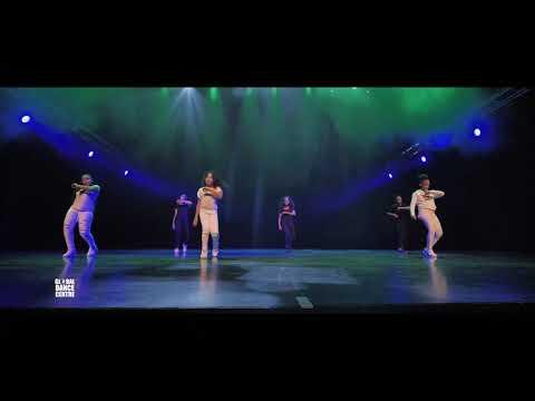 Mirella Tjon Atsoi 12-18 (afrodance) - GDC Almere - Nieuwjaarsshow