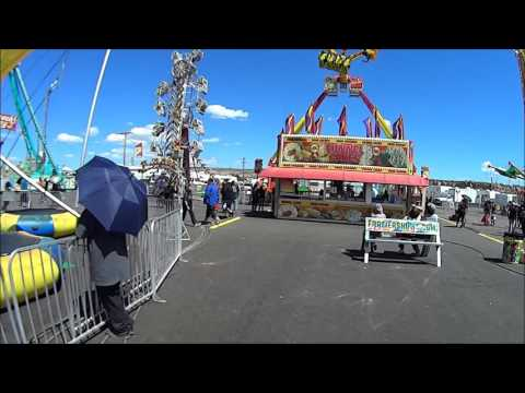 70th Annual Navajo Nation Fair midway tour