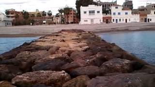 Playa de Moncofa 13_01 01 Escollera Chavarro