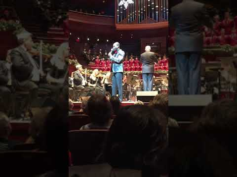 Do You Hear What I Hear - Philly POPS with Justin Hopkins and the Philadelphia Boys Choir
