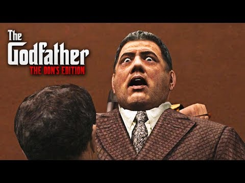 The Godfather: The Don's Edition - Mission #4 - Sleeping With The Fishes