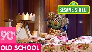 Sesame Street: Princess and the Pea