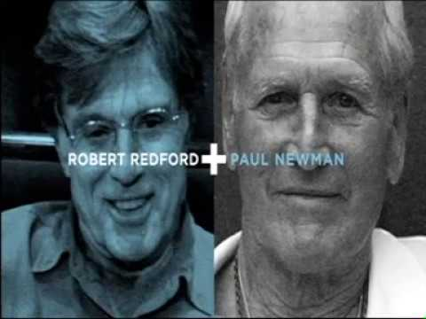 Paul Newman & Robert Redford  Documentary