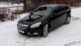 Opel Insignia - европейский бестселлер на вторичке в России