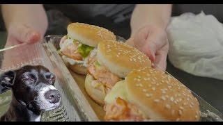 Славный Обзор. Суши и бургеры. Могут ли люди работать в минус?