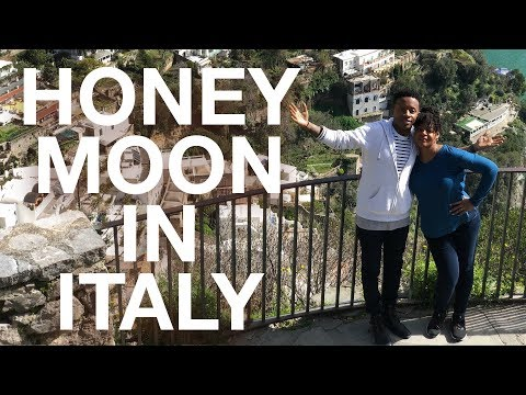 HONEYMOON IN ITALY!!!