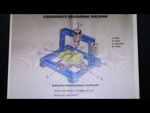 coordinate measuring machine  in tamil