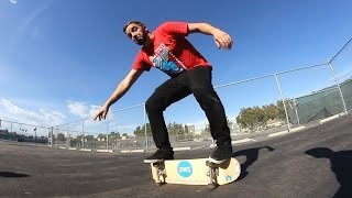 I SUCK AT FREESTYLE SKATEBOARDING!