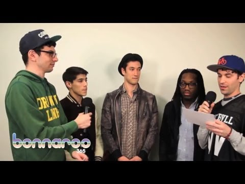Andy Suzuki and The Method Interview - ItsTheReal   Bonnaroo365