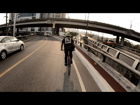 Bike To Work Cainta Rizal To BGC Taguig City