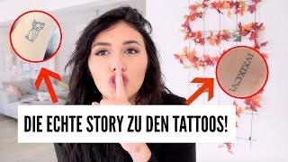 DIE ECHTE STORY ZU MEINEN TATTOOS! ▹ AnnaMaria ♡