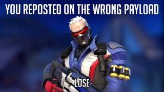 You Reposted on the wrong Payload
