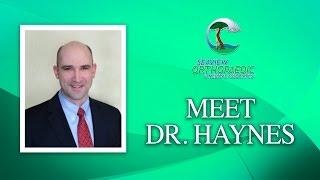 Meet Dr Paul Haynes Ii