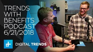 Trends With Benefits Podcast: Amazon Fire TV Cube review, Google Continued Conversation, Drone Taxi