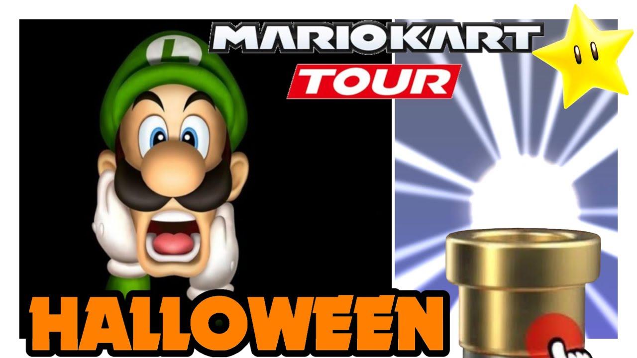 Un Pilote Ultra Rare Dans Ce Tuyau Mario Kart Tour Opening Fr