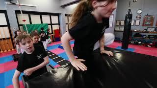 Ettingshausens Martial Arts - Friday Blitz