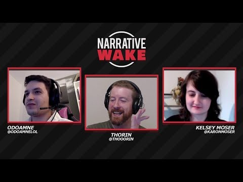 Narrative Wake Episode 9: Worlds Prediction Spectacular