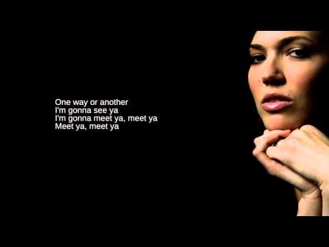 Mandy Moore: 08. One Way Or Another (Lyrics)