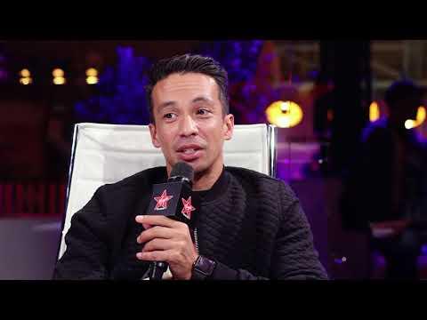Laidback Luke Interview for Virgin Radio Romania at Tomorrowland Belgium 2017