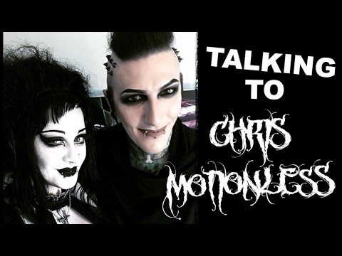 Interviewing Chris Motionless | Black Friday