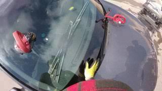 windscreen removal