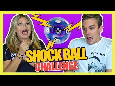SHOCK BALL CHALLENGE! with Va Vana