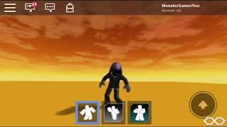 Roblox-Fortnite dance Raven