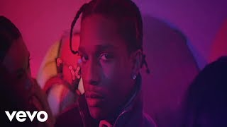ASAP Rocky ft. Joe Fox, Kanye West - Jukebox Joints