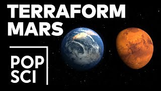 How to Terraform Mars
