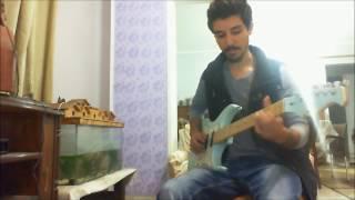 Amr diab Maak Alby Guitar | عمرو دياب معاك قلبي جيتار