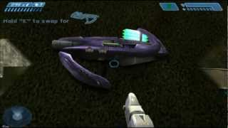 Halo combat evolved fuel rod cannon & flamethrower PC