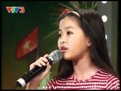 Vu Ðình Tri Giao ( 9 age  ) - You raise me up - ( Vietnam got talent 2011 )