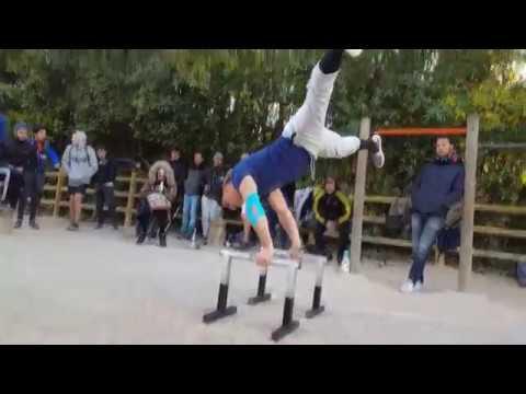 - Street workout show - Marseille tournament