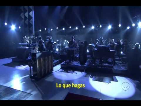 Justin Timberlake - What goes around, comes around. Subtitulada al español.