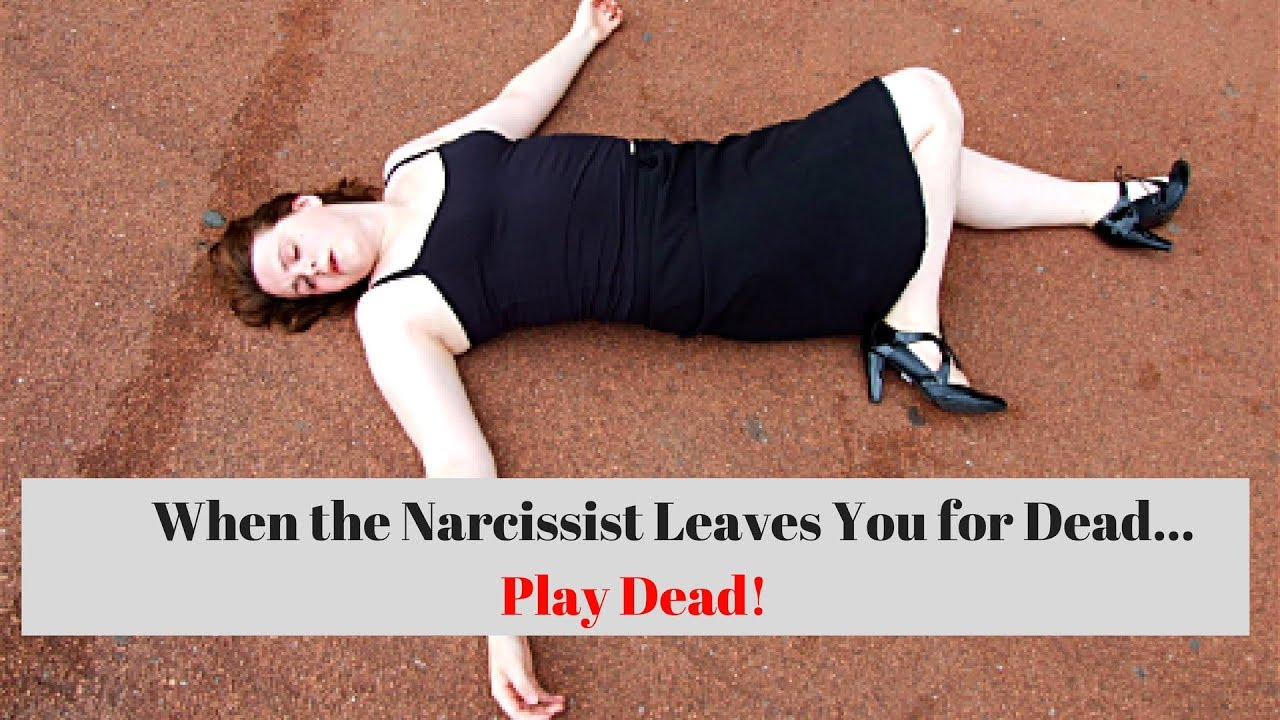 when a narcissist leaves you