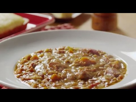 How To Make Bean And Ham Soup | Ham Recipes | Allrecipes.com