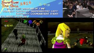 Summer Games Done Quick 2014 - Part 164 - Legend Of Zelda: Ocarina Of Time