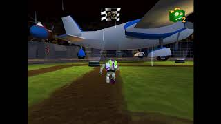 Toy Story 2 - Tarmac Trouble 100% Playthrough #17