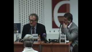 Леонідас Донскіс про культуру і політичні цінності