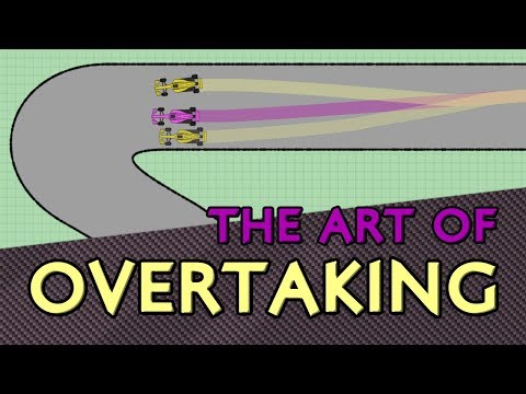 The art of overtaking in F1 - How Ricciardo beat them all in China
