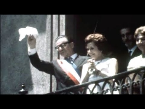 40 years ago... Allende, Chile's Coup, & the United States