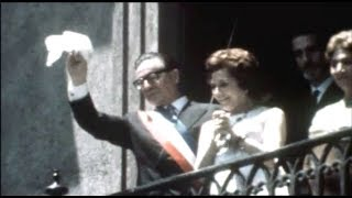 40 years ago... Allende, Chile