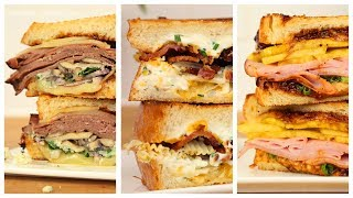 5 EPIC Grilled Cheese Recipes   Happy Grilled Cheese Day
